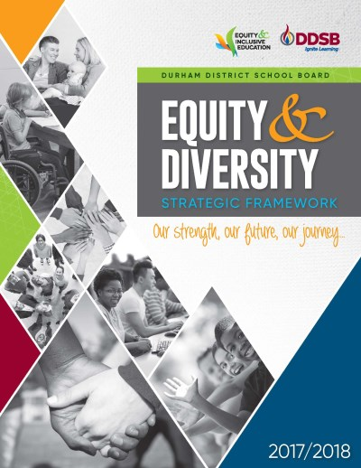 image of the Equity & Diversity Strategic Plan