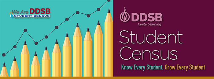 student census banner