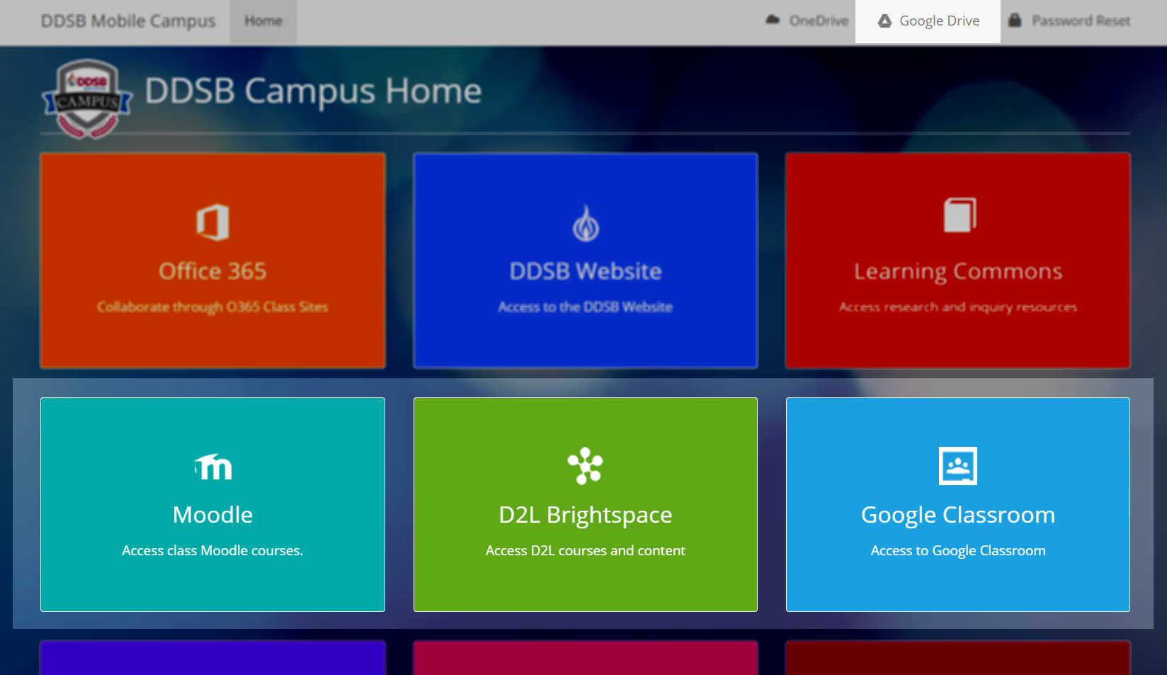 Student Mobile Campus screenshot