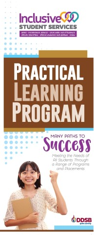 Practical Learning Program brochure