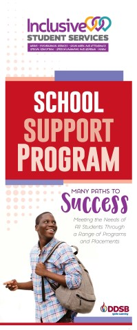 School Support Program brochure