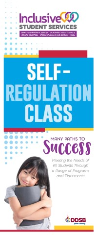 Self Regulation Program brochure