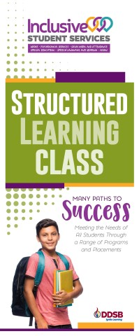 Structured Learning Class brochure