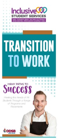 Transition to Work Program brochure