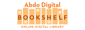 Abdo eBooks bookshelf logo