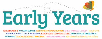 early years program logo